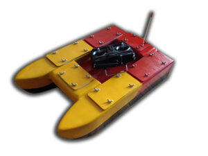 Купить корабль для рыбалки Carpboat в Украине