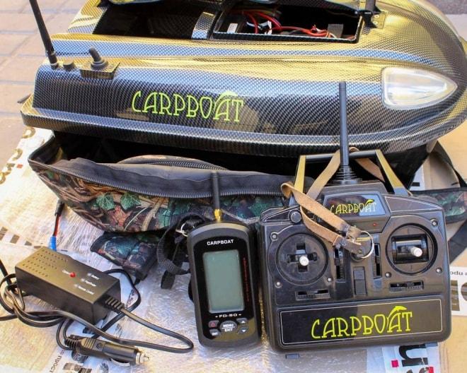 Оборудование для рыбалки Carpboat
