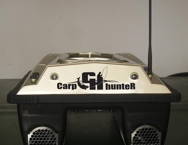 Катер для рыбалки Carphunter