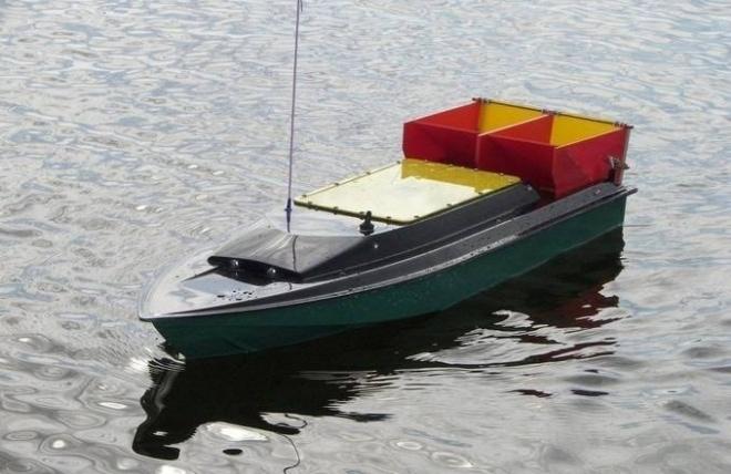 радиоуправляемый катер для рыбалки купить в украине