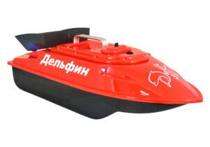 Кораблик для рыбалки Дельфин 3М
