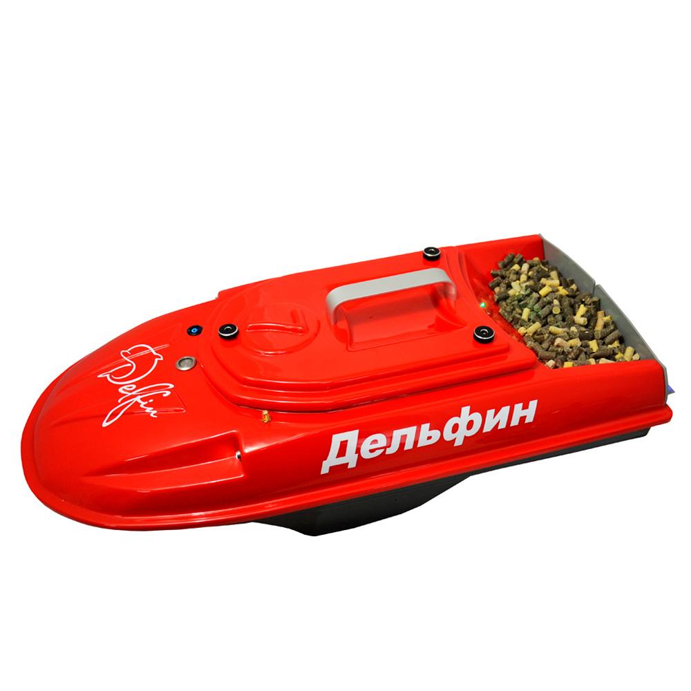 Купить кораблик для рыбалки Дельфин 7