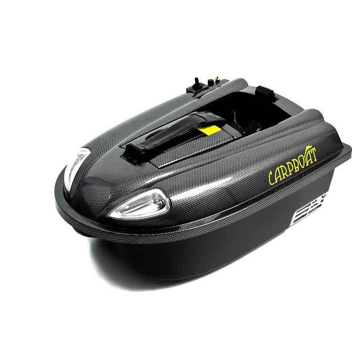 Купить прикормочный кораблик Carpboat Mini Carbon