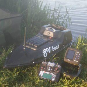 Купить карповый кораблик на водомете SV boat